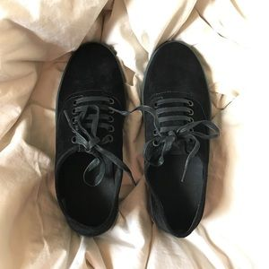 Alexander Wang Jess suede sneaker